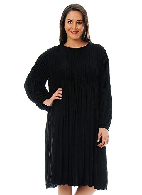 Hüseyin Küçük Elbise Siyah